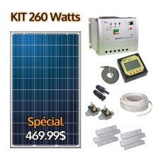 Kit Solaire 260 watts